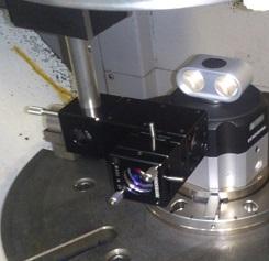 Проверка с помощью лазерного интерферометра Renishaw XL-80